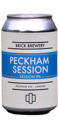 Brick Peckham Session 330ml Can