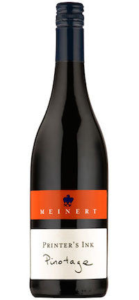 Meinert Printer's Ink Pinotage 2016