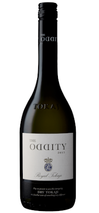 Royal Tokaji 'The Oddity' Dry Tokaji