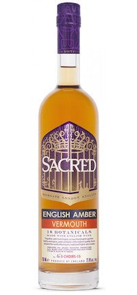 Sacred Amber Vermouth 70cl
