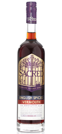 Sacred English Spiced Vermouth 75cl