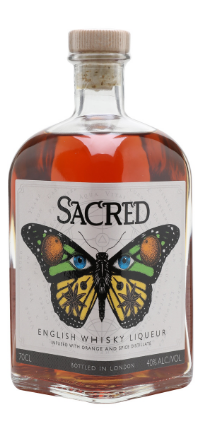 Sacred English Whisky Liqeur 70cl