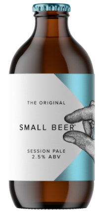 Small Beer Original Session Pale 2.5%