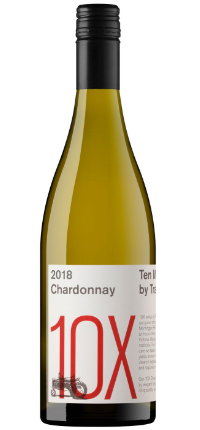 Ten Minutes by Tractor 10X Chardonnay 2018
