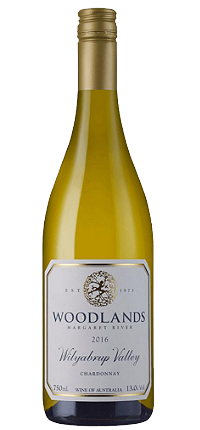 Woodlands Wilyabrup Valley Chardonnay