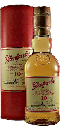 Miniature Glenfarclas 10 Year Old 20cl