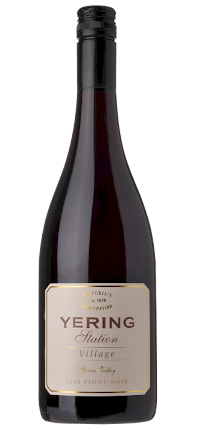Yering Station Villages Pinot Noir