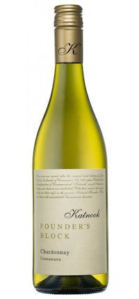 HALF Katnook Founder's Block Chardonnay 375ml