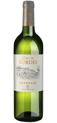 HALF Bordeaux Chai de Bordes Blanc 375ml