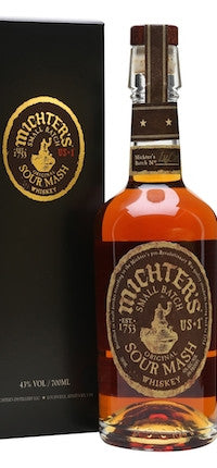 Michter's Number 1 Original Sour Mash Whiskey 70cl