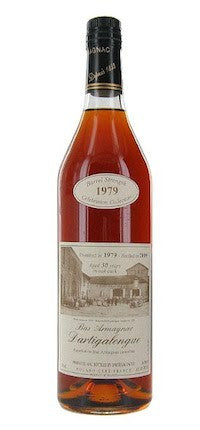 Dartigalongue Bas Armagnac 1979