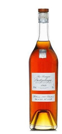 Dartigalongue Bas Armagnac 1989