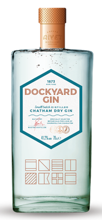 Copper Rivet Dockyard Gin 50cl