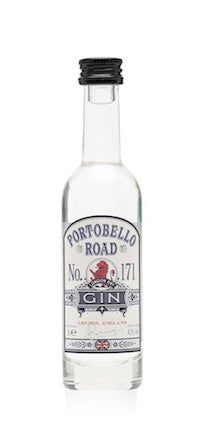 Portobello Road No 171 Gin Miniature