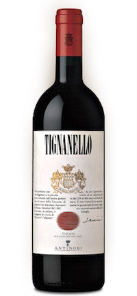 HALF Antinori Tignanello 2012 375ml