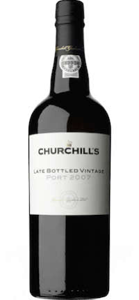 Churchill's LBV Port 2012
