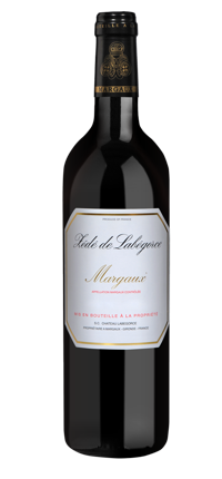 Zede de Labegorce Margaux 2012