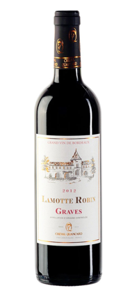 Chateau Lamotte Robin Graves Rouge