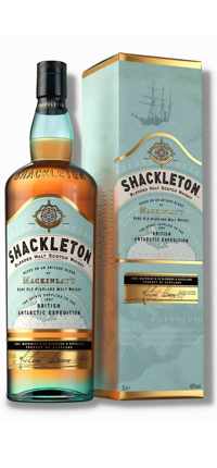 Mackinlay's Shackleton Single Malt