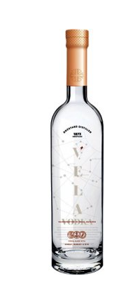 Copper Rivet Vela Vodka 50cl