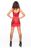 10th Element Red Dress (LIMITED)