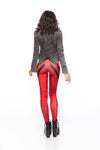 10th Element Red Leggings