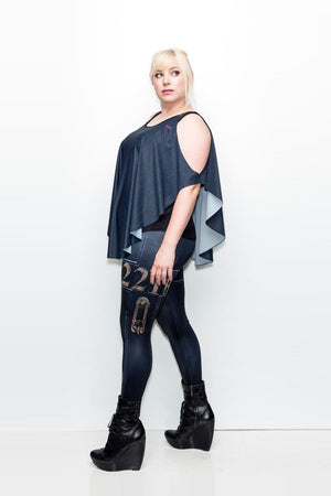 Belstaff Poncho Tank (LIMITED)