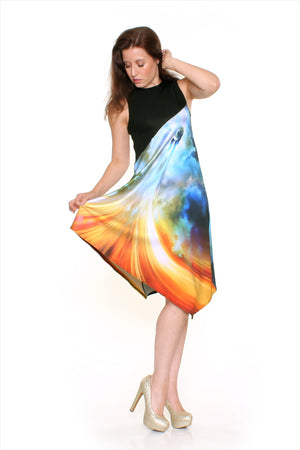 Star Trek™ Beyond Asymmetrical Dress