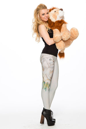 "Camilla d'Errico's ""Hear Danielle Roar"" Leggings"
