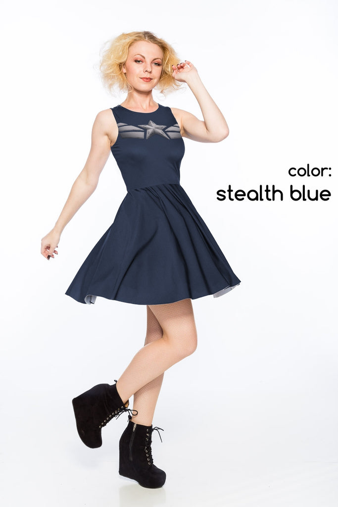 The Patriot Dress - A-Line