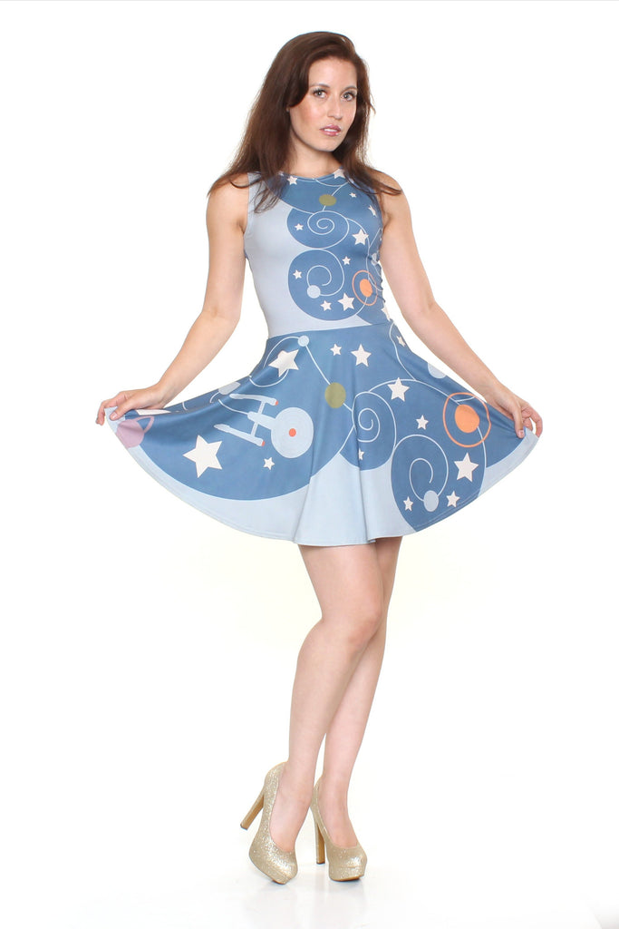 "Star Trek™ ""City On The Edge Of Forever"" A-Line Dress"