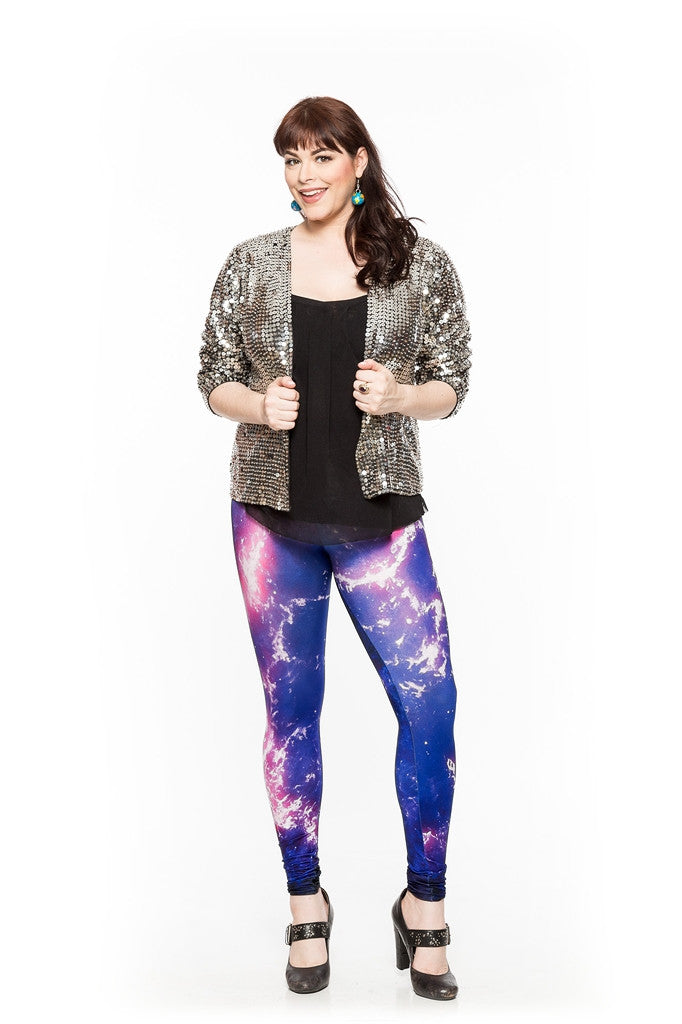Crab Nebula Leggings
