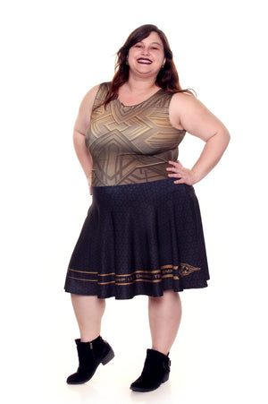 Star Trek™ The Emperor A-Line Dress