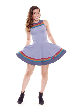 Star Trek™ TNG Wesley A-Line Dress