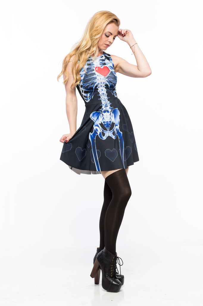 Gamer at Heart A-Line Dress