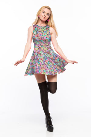 Geek Love A-Line Dress