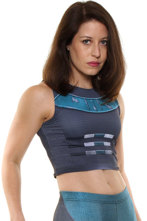 Hunter Crop Top
