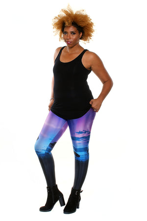 Aurora Plains Leggings