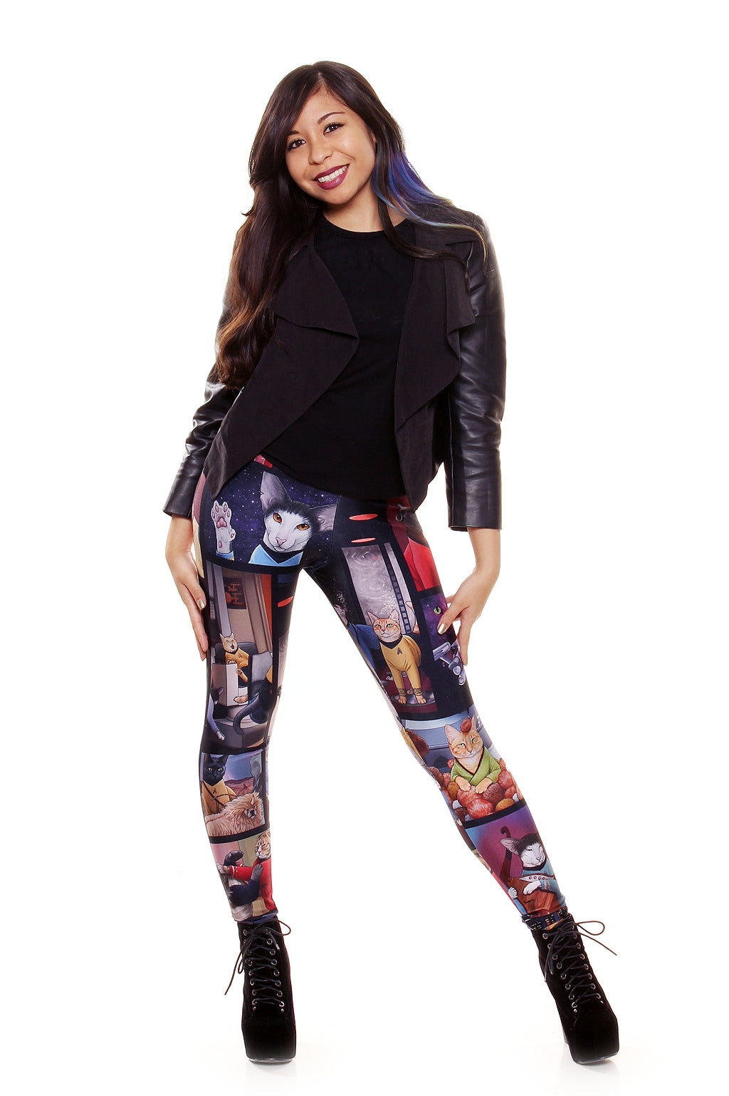 Star Trek™ CATS Leggings