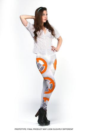The Mechanic Leggings  (LIMITED)