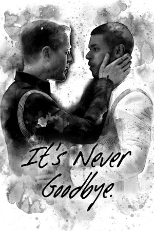 "Star Trek™ Discovery ""Never Goodbye"" Stamets and Culber Shirt"