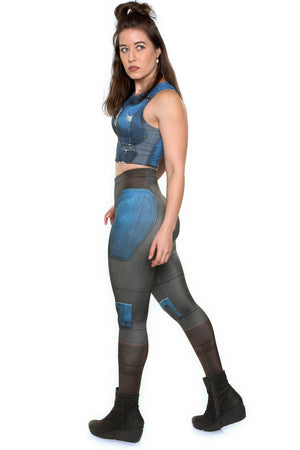 Nighthawk Blue Leggings