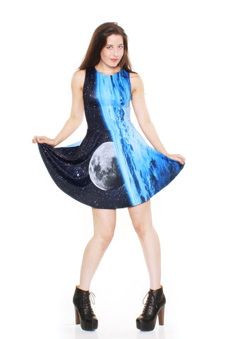 Orbit A-Line Dress