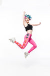 Loaded Hearts (Pink Variant) Leggings