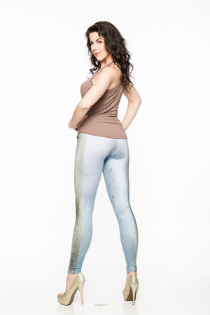 Sky Queen Leggings