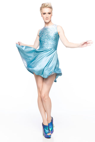 Snow Queen A-Line Dress (LIMITED)