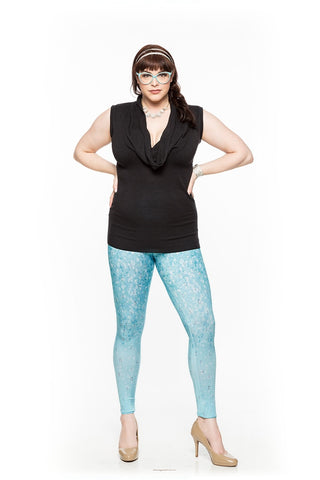 Snow Queen Leggings