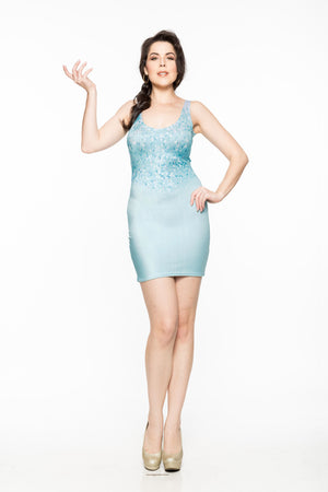 Snow Queen Dress (LIMITED)