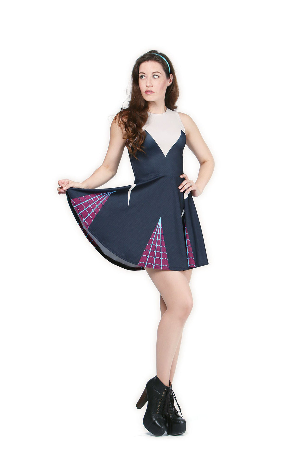 Spectre A-Line Dress (LIMITED)