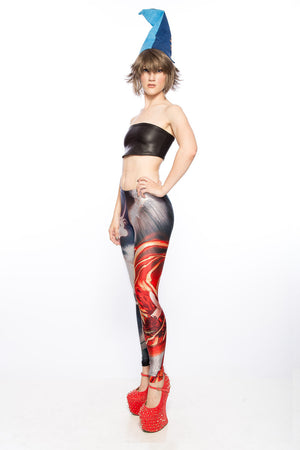 Unicorn Battle Leggings